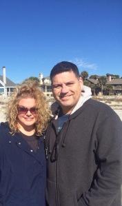 Jodi and Brodie Brown